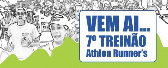 VII – Treinão Athlon Runner's