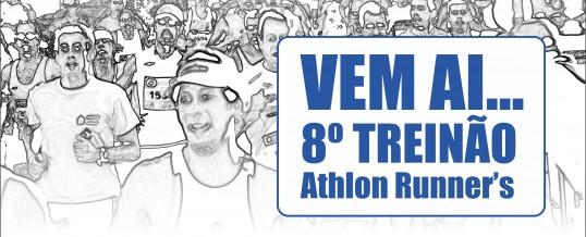 VIII – Treinão Athlon Runner's