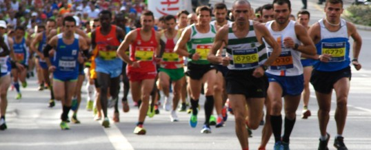 Últimas Semanas Para o Grande Dia da Maratona.