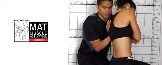 Restaurar o Movimento e Aumentar o Desempenho com Técnicas de Ativação Muscular – MAT™.