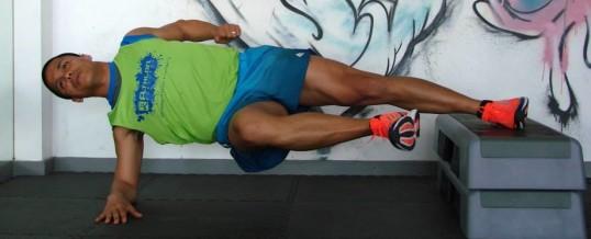 Rotina de Força: é ficar forte, rápido e saudável, ou ficar eternamente lento.