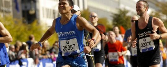 Como Treinar Para Uma Maratona.