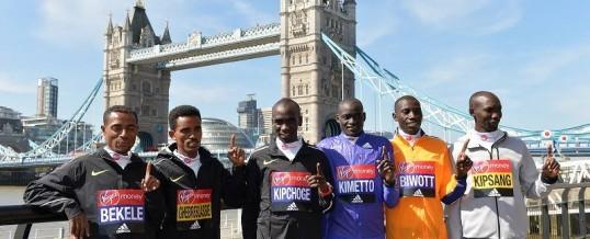Maratona de Londres 2016